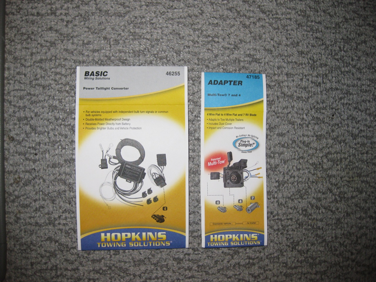 IMG_0719 trailer wiring � eurovan stuff Hopkins Trailer Wiring Kits at nearapp.co