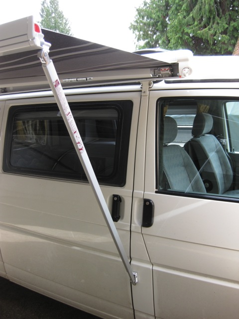 fiamma awning installation part 2 a· eurovan stuff